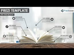 Prezi Resume Template By The Book Prezi Template Youtube