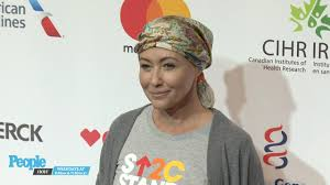 shannen doherty shares emotional chemotherapy picture