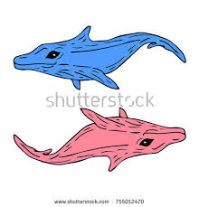dolphin tattoo stock images royalty free images u0026 vectors