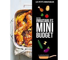 livre cuisine larousse livre de cuisine larousse inratables mini budget livres de cuisine but