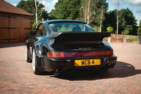 ruf porsche 964 unique ruf 964 rct is one awd turbo legend heading to auction