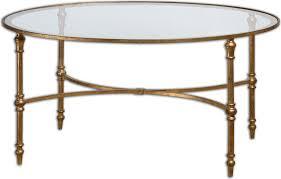 Traditional Coffee Table Vitya Glass Coffee Table Traditional Coffee Tables By Hedgeapple