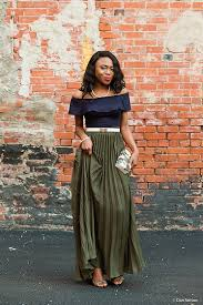 wedding guest pleated maxi skirt elegent style look book