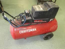 Craftsman 3 Gallon Air Compressor Sears 4 Hp 25 Gal Air Compres Auctions Online Proxibid