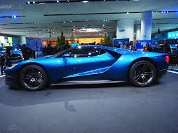 ford supercar concept ford gt comes to 2015 detroit with 600 horsepower