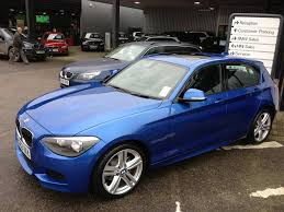 Bmw 116i New 116i M Sport Collected