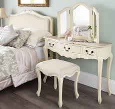 Bedroom Furniture Direct Juliette Shabby Chic Champagne Dressing Table Only Stunning Cream