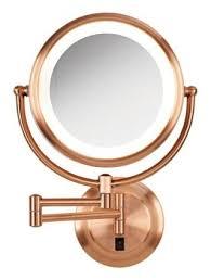 copper bathroom mirrors copper bathroom mirror bathroom design ideas
