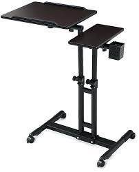Computer Desk Portable Desk Desk Ideas Amazing Amazoncom Dline Overbed Table Laptop