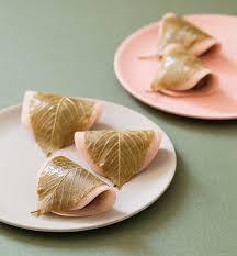recette cuisine japonaise traditionnelle sakuramochi de la recette japonais et gourmandise