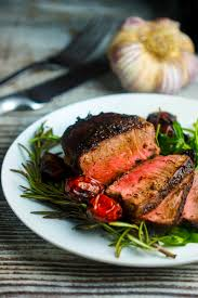 easy elegant dinner menus filet mignon with balsamic tomatoes what should i make for