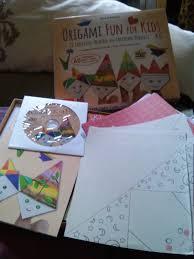 test try u003dresults origami fun for kids kit by rita foelker