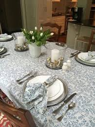 Sur La Table Placemats Handy Tablecloth Size Chart I Want Tablecloths To Fit Our Table