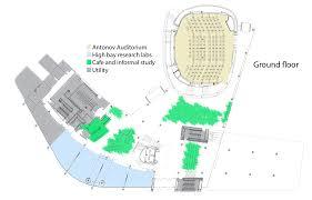 Baltimore Convention Center Floor Plan The Brendan Iribe Center