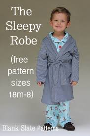 robe mariã e simple the sleepy robe free robe pattern melly sews