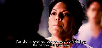 wedding quotes greys anatomy 10 times callie torres was the best grey s character