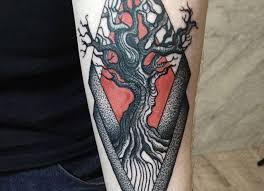 dotwork linework u2013 rock u0027n u0027roll tattoo