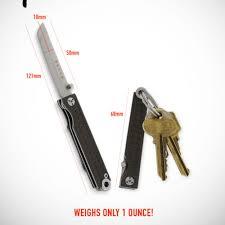 Samurai Kitchen Knives Samurai Edc Keychain Knife