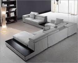 Sectional Microfiber Sofa Contemporary Microfiber Sectional Sofa Foter