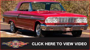 1964 ford fairlane 500 sold youtube