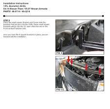 nissan armada for sale salem oregon e autogrille black mesh with rivits page 2 nissan titan forum