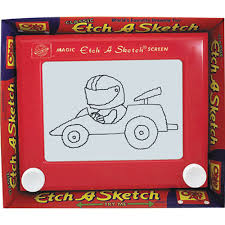 etch a sketch classic drawing toy amazing toys