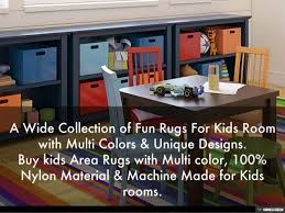 Area Rug For Kids Room by Buy Kids Area Rugs With Multi Color 100 Nylon Material U0026 Machine