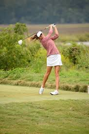 Golf Area Rug by College Of Charleston U0027s Laura Fuenfstueck Playing Her Best Golf As
