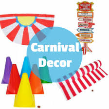 carnival decorations carnival supplies and carnival to buy for school
