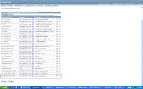 peoplesoft hrms tables list peoplesoft development delegation framework for approving custom awe