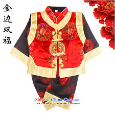 new year baby clothes the lunar new year infant tang dynasty cotton clothing boy
