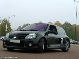 renault clio 2002 modified 2000 renault clio sport v6 related infomation specifications