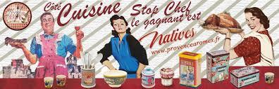 boite cuisine vintage accessoires et boîte de cuisine natives déco rétro et vintage