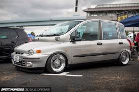 fiat multipla for sale custom street car heaven in odaiba speedhunters