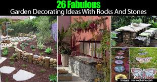 Decoration Ideas For Garden Garden Stepping Stones 30 Beautiful Ways To Decorate Your Garden