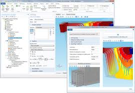 previewing comsol multiphysics 5 0 and the application builder