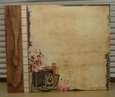Large Scrapbook Album Scrapbooking 3 Rings U0026d Ring Albums Ebay