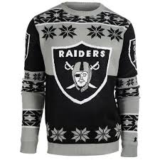 raiders light up christmas sweater les 122 meilleures images du tableau sports team ugly christmas