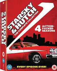 Startsky And Hutch Starsky And Hutch The Complete Collection Dvd Zavvi Com