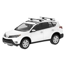 2013 Nissan Frontier Roof Rack by Yakima 8000147 Timberline Foot Pack Set Of 4