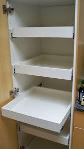 100 roll out pantry cabinets u0026 drawer rev shelf trash