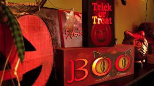 halloween decorations tour autumn hollow halloween tree youtube