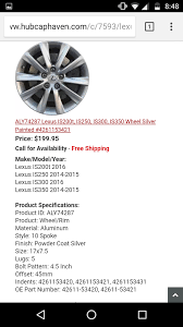 lexus is 250 bolt pattern your favorite wheel on the scion im post it here page 4