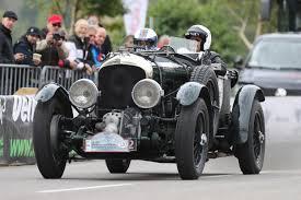 bentley classic bentley successful at jochpass memorial and historic rallye just