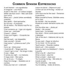 learn common expressions in social work ideas