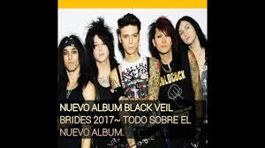 black veil nuevo album black veil brides 2017 todo lo que necesitas saber