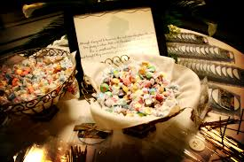 salt water taffy wedding favor pink green and gold wedding at the henry clay in louisville ky