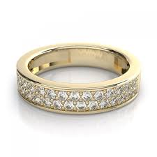 wide gold wedding band tags mens gold