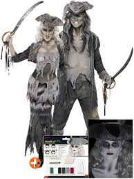 crayons halloween costume mens ladies ghost zombie pirate costume make up halloween fancy