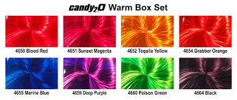 Deep Purple Color Auto Air Colors